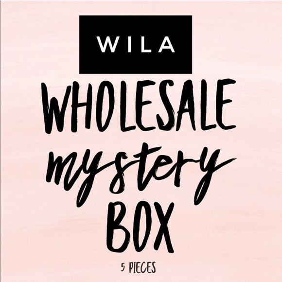 WILA Other - ✨WHOLESALE MYSTERY BOX✨